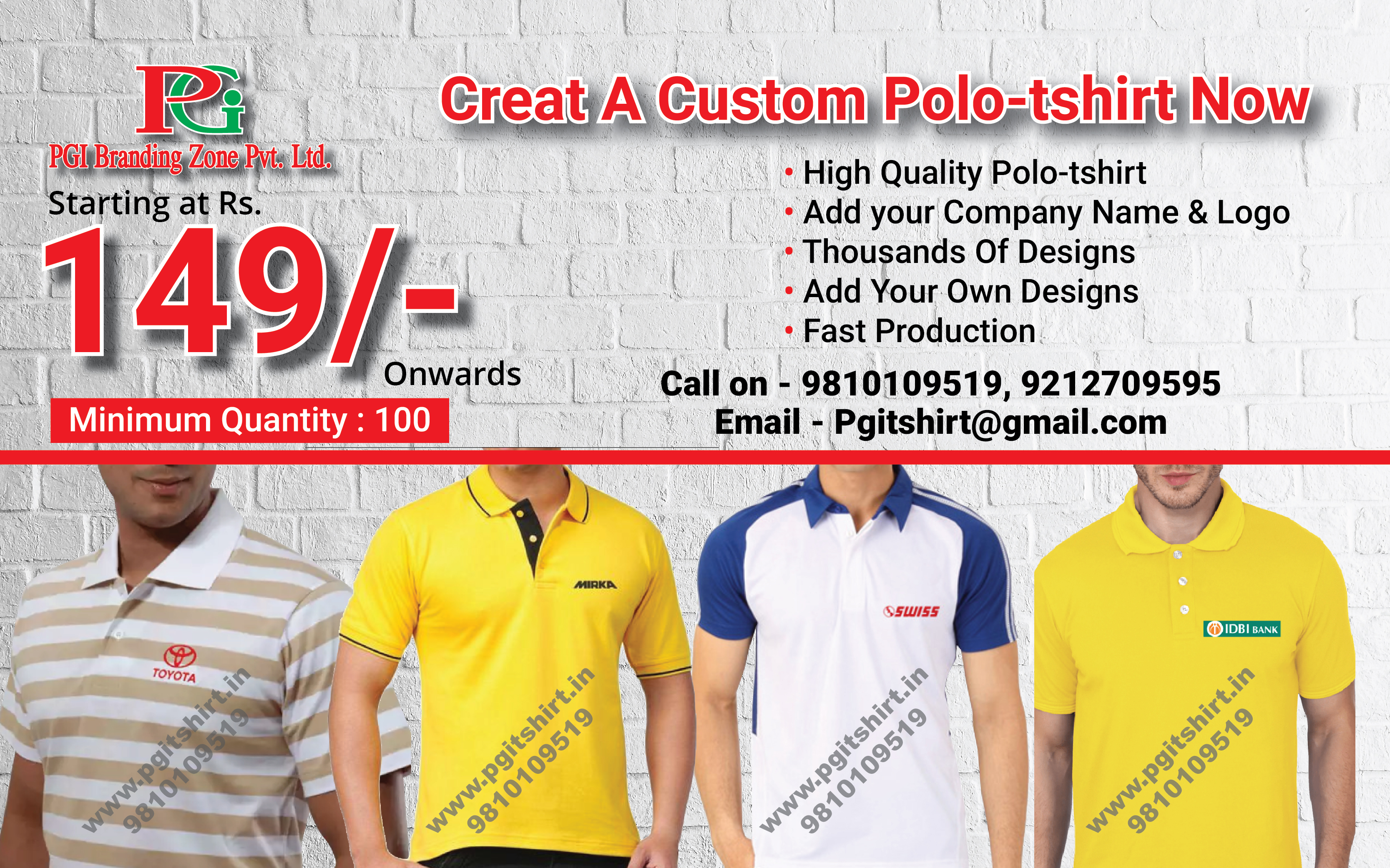 Promotional T Shirts Manufacturers In Delhi Corporate T Shirt